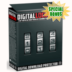 Special Bonuses - June 2016 - Digital Lock Down Software