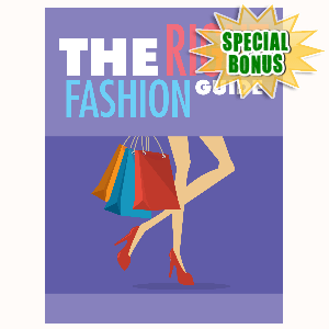 Special Bonuses - June 2016 - The Right Fashion Guide
