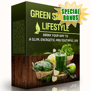 Special Bonuses - August 2016 - Green Smoothie Lifestyle