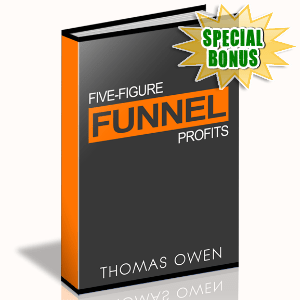 Special Bonuses - September 2016 - Five-Figure Funnel Profits Video Series