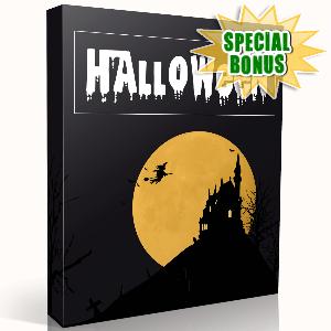 Special Bonuses - September 2016 - Halloween Audios Pack