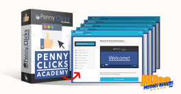 Penny Clicks Academy Review and Bonuses