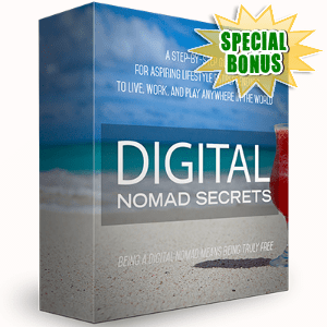 Special Bonuses - December 2016 - Digital Nomad Secrets