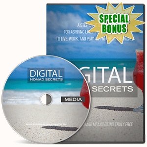 Special Bonuses - December 2016 - Digital Nomad Secrets Gold Video Series