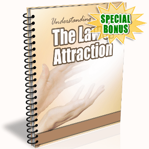 Special Bonuses - January 2017 - The Law Of Attraction