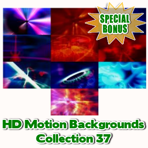 Special Bonuses - March 2017 - HD Motion Backgrounds Collection 37