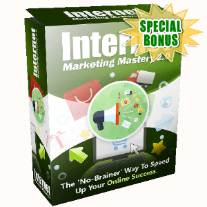 Special Bonuses - March 2017 - Internet Marketing Mastery 2.0