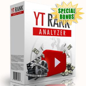 Special Bonuses - April 2017 - YT Rank Analyzer Software