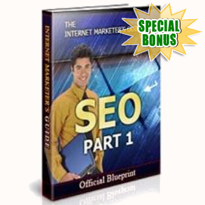 Special Bonuses - May 2017 - SEO Strategies Part 1