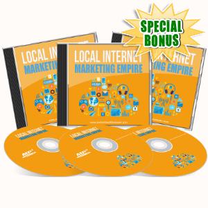 Special Bonuses - June 2017 - Local Internet Marketing Empire Audio Pack
