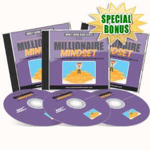 Special Bonuses - June 2017 - The Millionaire Mindset Audio Pack