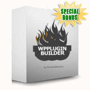 Special Bonuses - June 2017 - WP Plugin Builder Software