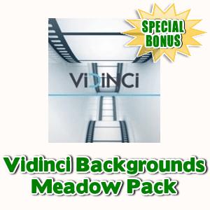 Special Bonuses - June 2017 - Vidinci Backgrounds - Meadow Pack