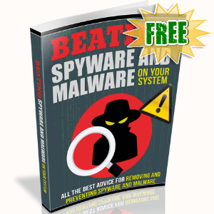 FREE Weekly Gifts - July 24, 2017 - Beating Spyware And Malware On Your System