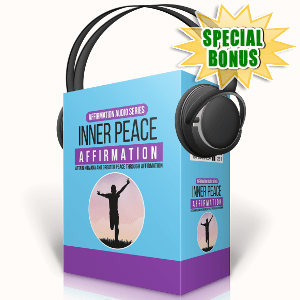 Special Bonuses - September 2017 - Inner Peace Affirmation Audio Pack