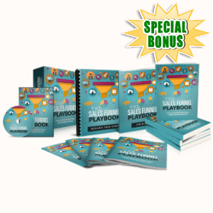 Special Bonuses - October 2017 - Sales Funnel Playbook Video Series Pack