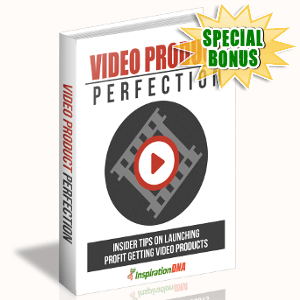 Special Bonuses - November 2017 - Video Product Perfection