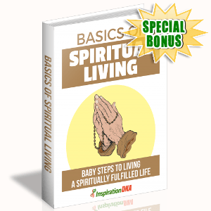 Special Bonuses - November 2017 - Basics Of Spiritual Living