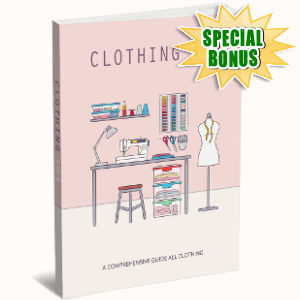 Special Bonuses - November 2017 - Clothing 101