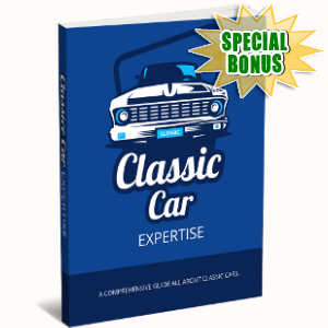 Special Bonuses - November 2017 - Classic Car Expertise