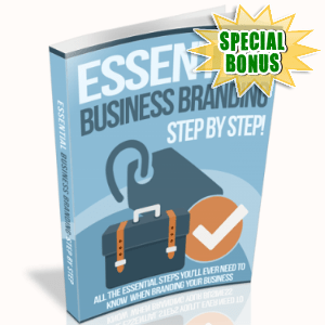 Special Bonuses - December 2017 - Essential Business Branding Step By Step