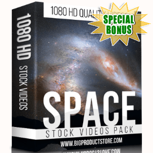 Special Bonuses - December 2017 - Space 1080 HD Stock videos Pack