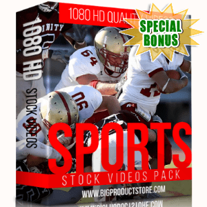 Special Bonuses - December 2017 - Sports 1080 HD Stock videos Pack