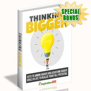 Special Bonuses - January 2018 - Thinking Bigger