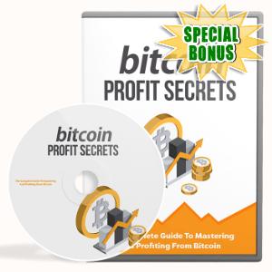 Special Bonuses - January 2018 - Bitcoin Profit Secrets Video Upgrade