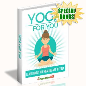 Special Bonuses - February 2018 - Yoga For You