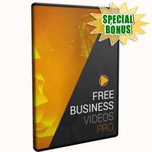 Special Bonuses - February 2018 - Free Business Pro Pack