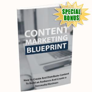 Special Bonuses - February 2018 - Content Marketing Blueprint