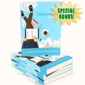 Special Bonuses - May 2018 - Copywriting Expert