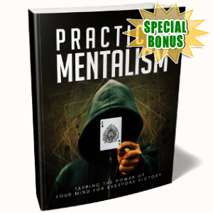Special Bonuses - October 2018 - Practical Mentalism Pack