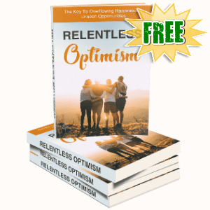Special Bonuses - November 2018 - Relentless Optimism Pack