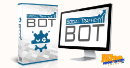 Social Traffic Bot Review and Bonuses