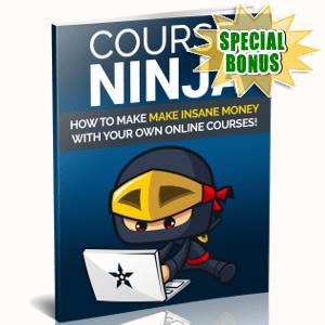 Special Bonuses - January 2019 - Course Ninja