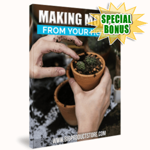 Special Bonuses - February 2019 - Making Money From Your Hobby