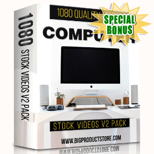 Special Bonuses - February 2019 - Computer - 1080 Stock Videos V2 Pack