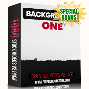 Special Bonuses - March 2019 - Backgrounds 1 - 1080 Stock Videos V2 Pack