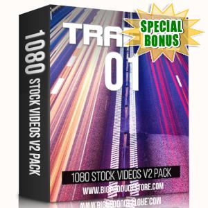 Special Bonuses - March 2019 - Traffic 1 - 1080 Stock Videos V2 Pack