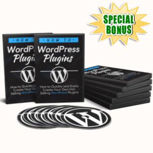 Special Bonuses - April 2019 - How To - WordPress Plugins Pack