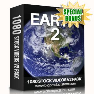 Special Bonuses - June 2019 - Earth 2 - 1080 Stock Videos V2 Pack