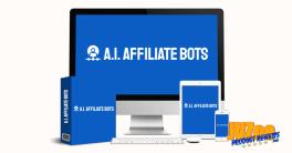 AI Affiliate Bots Review and Bonuses