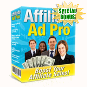Special Bonuses - September 2019 - Affiliate Ad Pro Software