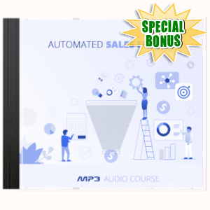 Special Bonuses - October 2019 - Automated Sales Funnel Audio Pack
