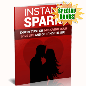 Special Bonuses - October 2019 - Instant Spark