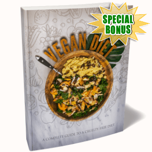 Special Bonuses - November 2019 - Vegan Diet Pack