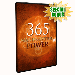Special Bonuses - December 2019 - 365 Manifestation Power Video Upgrade Pack