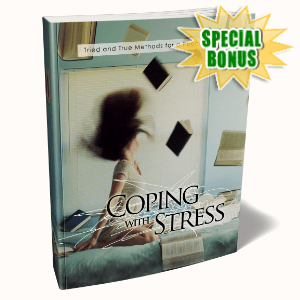 Special Bonuses - January 2020 - Coping With Stress Pack